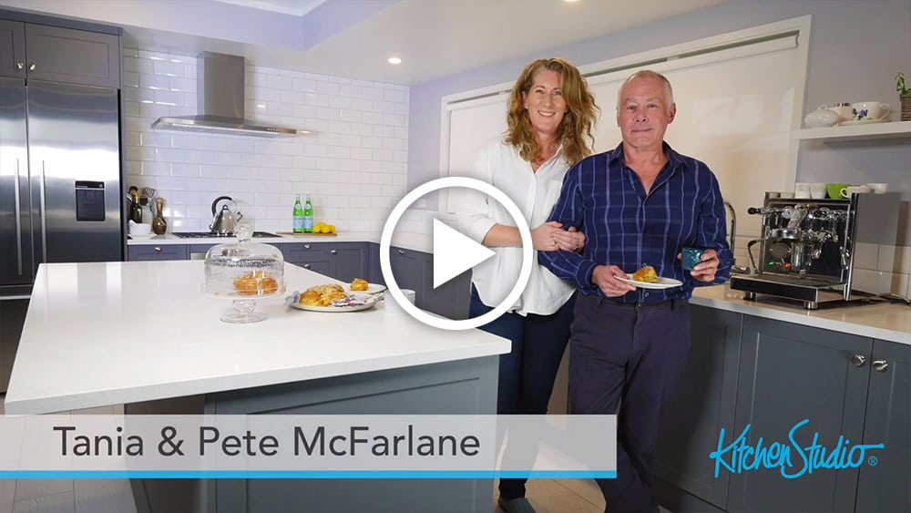 Click to watch Tania & Pete's video testimonial