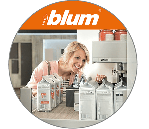 Visit the Blum website