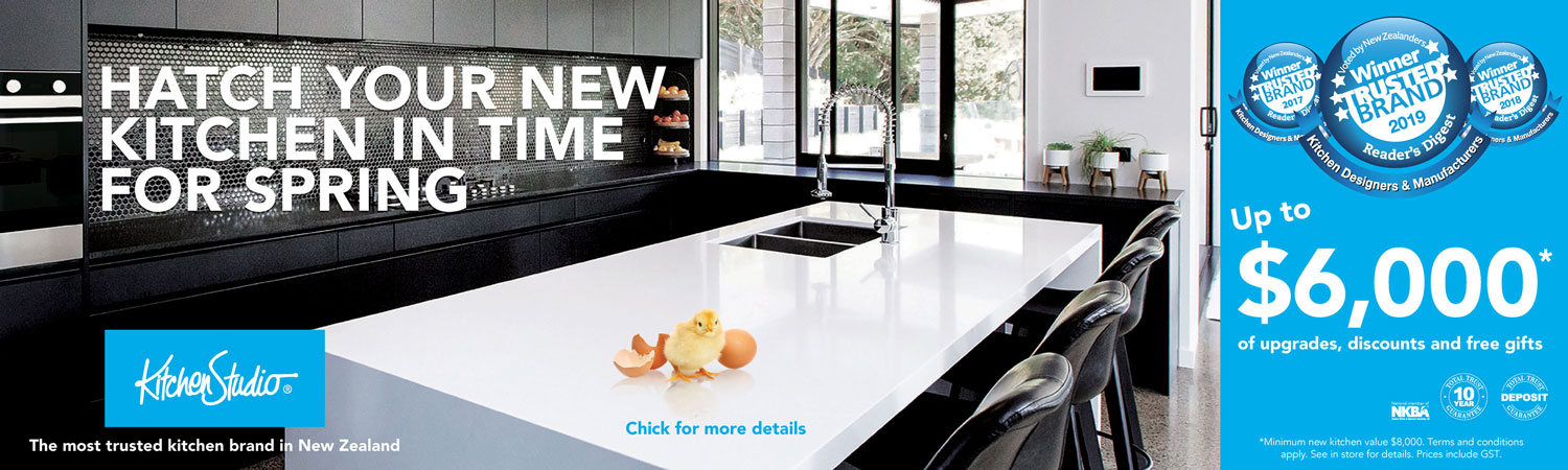 Hatch your new kitchen in time for spring
