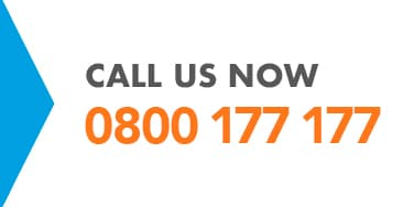 Call us now on 0800 177 177
