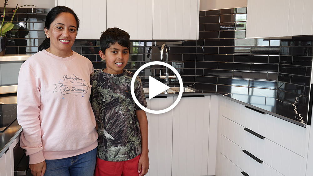 Pervinder and Ranbir Kaur