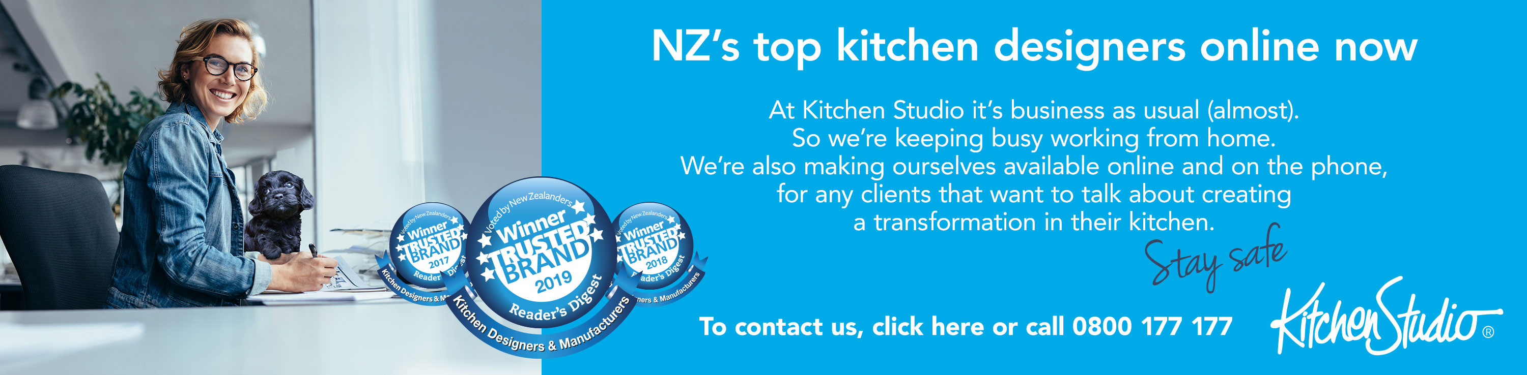 NZ's top kitchen designers online now