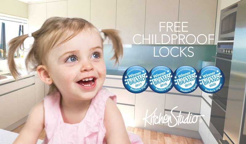 Free Childproof Locks - Kitchen Studio