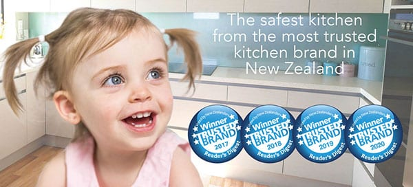 The safest kitchen from the most trusted kitchen brand