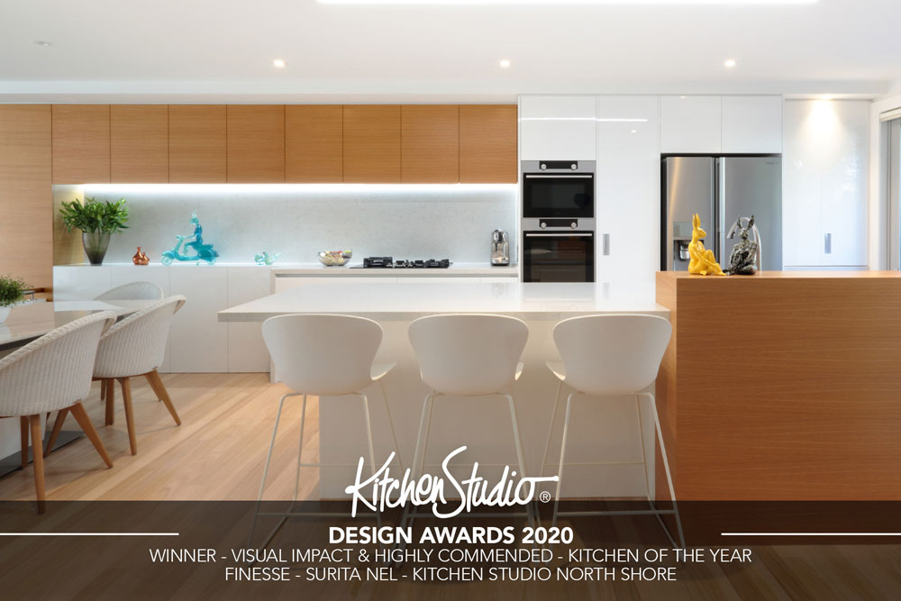 Visual Impact - Winning Kitchen Design 2020