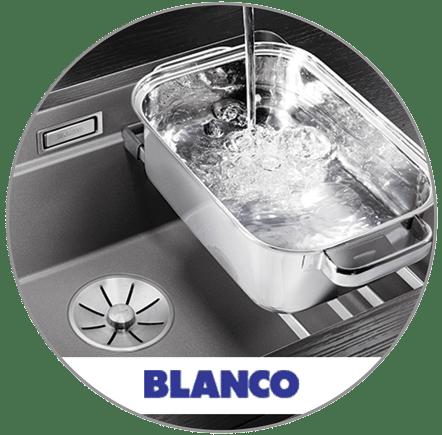 Blanco Sink & Tap